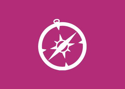 Picto Orientation-violet