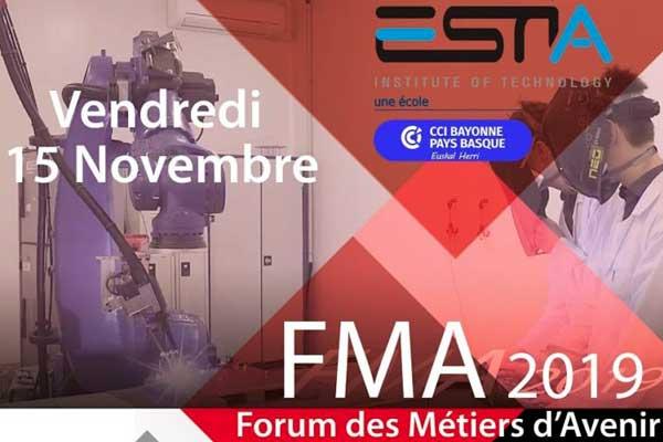Forum des métiers Estia Bidart