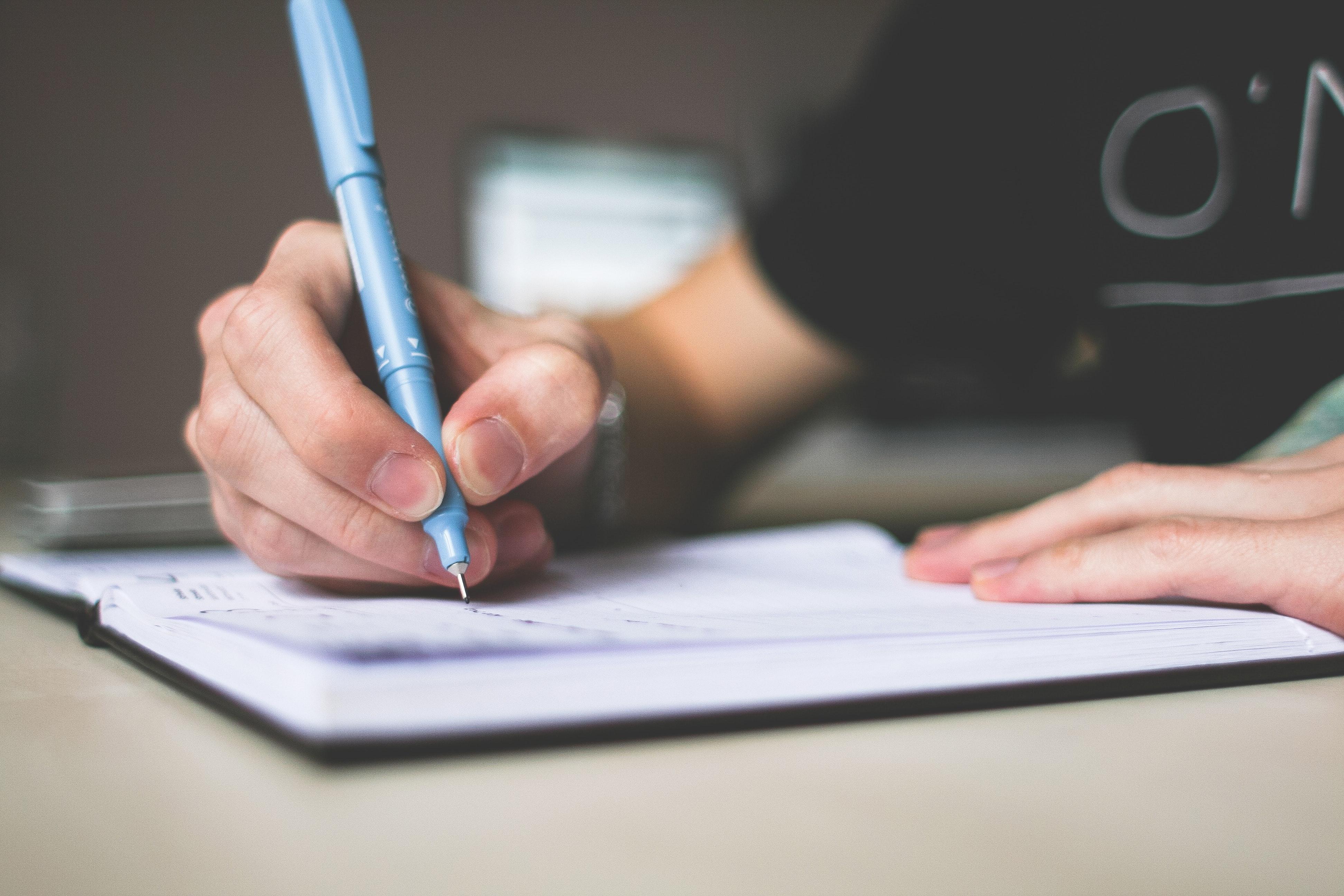écrire sa lettre de motivation